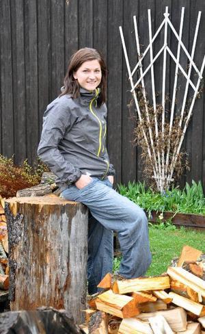 Just nu går Linnea Grahn hemma i Brunflo och funderar över vad hon skall ge sig i kast med härnäst.