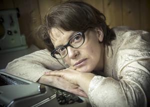Cilla Thorell spelar Kerstin Thorvall i SVT:s tv-serie