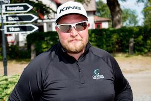 Dennis Hilmarsen, coach- och ledarskapsutvecklare samt mentor för Edberg på Kidsbrandstore. Även ordförande i Orresta Golf & Konferens.