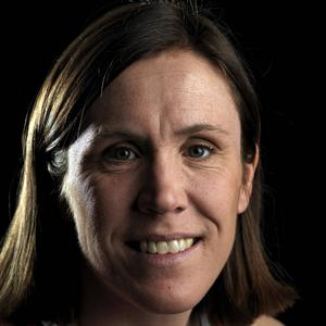 Agneta Bergqvist.