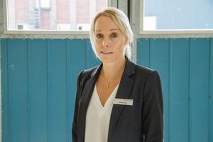 Sofia Rask är teknisk chef på Systemair.