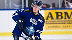 Med sig till Fagersta får Oliver Nordmark IFK-kollegan Henrik Nordström.