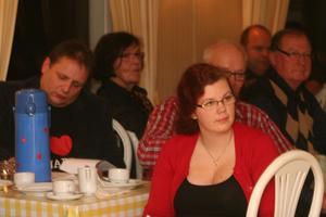 Projektgruppens medlem Kristina Källström-Gjernes ska fånga upp de ungas röster i Nordanstig.