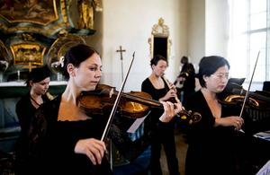 1: Kammarmusiker från kontinenten drar igång Stöde Musikvecka.