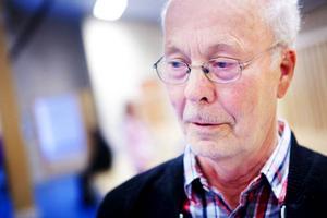 Birger Backlund, projektledare för Fria Föllinge, hade ordnat med Naturmässan.