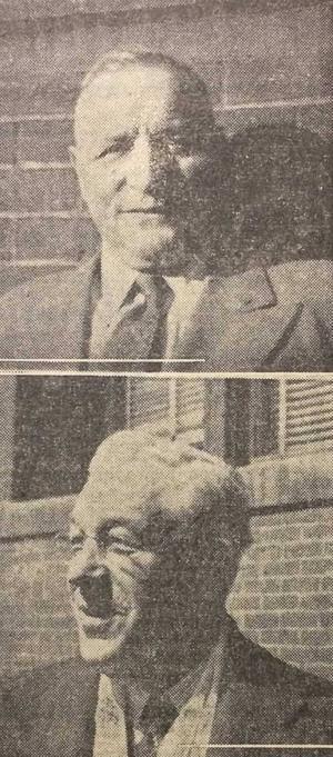 Lars Matsson från Ytterhogdal och Albert Hermansson från Håsjö hade med tiden funnit sig väl tillrätta i det nya landet även om de första åren hade varit tuffa.