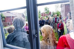Ett 80-tal intresserade från hela länet deltog under lördagen. Och föreläsningarna hölls både inomhus och utomhus.