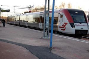 En del av Tåg i Bergslagens Reginatåg kan ersättas med nya och större fordon.