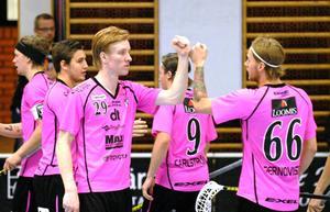 Alexander Rudd, till vänster, kan få sällskap av Adam Fernqvist, om Andreas Lundmark får som han vill.