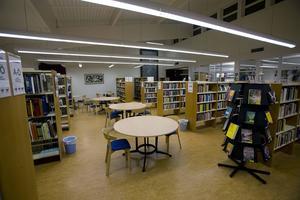 Skolbibliotek.