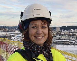 Sofia de Wall, kommunikatör