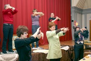 Falun gong ger en sinnesro, samtidigt som man får ökad energi, hävdar de som utövar det.