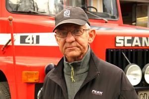 Lars-Einar Resare, en av många säfsingar som oroas över kårens framtid.