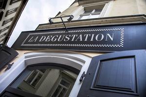 La Degustation är kanske Prags allra bästa gourmetrestaurang och har en Michelinstjärna.