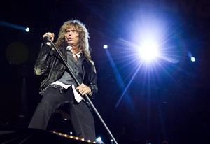 Whitesnake är den senaste akten att bokas till konsertsommaren på Furuvik. Här på Sweden Rock 2011.