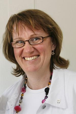 Helena Ribacke, Gävle kommuns näringslivschef.
