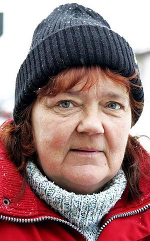 Maja Sjögren,57 år, Krokom:– Till min mamma Anita Fridlund i Mattmar. Hon är världens bästa mamma. Hon ställer alltid upp. Hon är bra på att lyssna på en. Och hon är glad jämt.