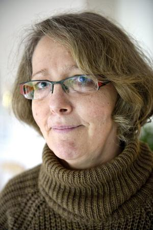 Erika Bergkvist, områdeschef äldreomsorg, Laxå kommun.