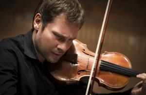 Violinisten Jakub Jakowicz.