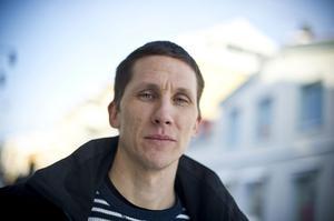 Lärarförbundets skyddsombud Lars Wallin