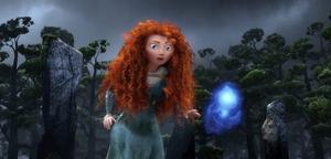 """""""Modig"""" är Pixars första film med en ensam kvinnlig huvudperson."""