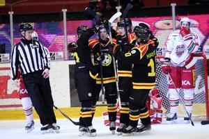 Brynäs vände 1–3 till seger med 7–3 i genrepet mot Modo.