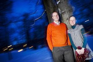 Andreas Hoffman och Flavia Devonas söker stöd från kommunen men tycker att de inte får något gehör.