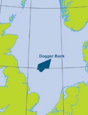 Här kommer ytterligare HVDC-utmaningar för ABB, två HVDC-kablar från Dogger Bank i Nordsjön till England.