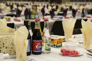 Totalt har över 100 personer hjälpt till med förberedelserna inför den stora festen.