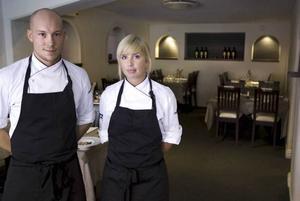 Matildas satsar rejält. Johan Flodman och Frida Johansson är taggade inför ombyggnationen i samarbete med Thomas Sandell.