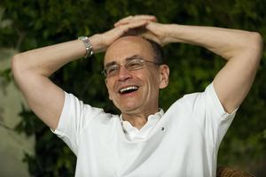 Tysken Thomas Sudhof, bilden, och amerikanerna James Rothman och Randy Schekman fick Nobelpriset i medicin 2013.