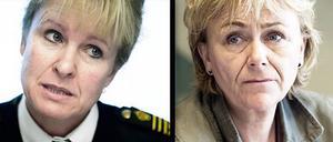 Chefen för Rikskriminalpolisen Therese Mattsson och justitieminister Beatrice Ask (M) ser inte satsningen som ett misslyckande.