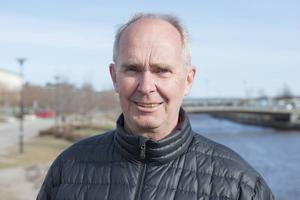 Lennart Karlqvist är ordförande i Granlo BK.
