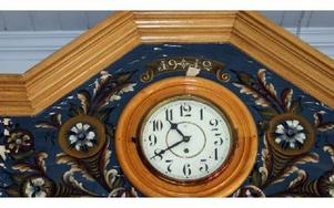 Det var som att tiden stått stilla sedan 1912 då butikslokalen byggdes men när Gitte och Maria startade Detalj vred de upp klockan igen under högtidliga former.-- Vi rös och skålade i champagne.