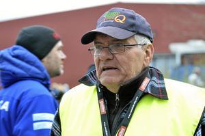 Olle Petterson jobbade hos kommunen 1977 när vårfloden kom. Det var mycket arbete med översvämningen minns han.
