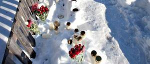 19-åringen hittades död inte långt från sitt föräldrahem.