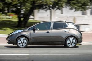 Nissan Leaf imponerar, tycker motorreporter Ola Thelberg.