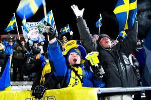 Skidskyttefest i Jämtland igen är av stor betydelse för Östersund med omnejd. Foto: Johan Lindeberg