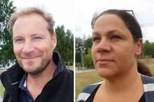 Västeråsaren Christian Strömblad är pappa till ett barn med med sjukdomen spiral muskelatrofi typ 3 och Rosa Axelsson till Viktor som också har typ 3.