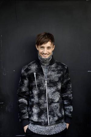 Daniel Adams-Ray är aktuell med albumet