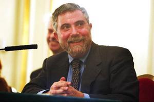 Behandlas effekterna av finanskraschen 2008 felaktigt riskerar vi att hamna i en tredje depression, varnar nobelpristagaren i ekonomi Paul Krugman.