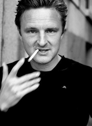 Theodor Jensen i The Plan. Foto: Kerstin Carlsson/Scanpix.
