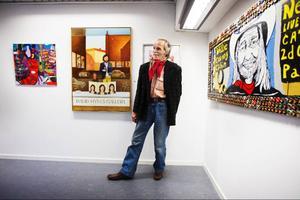 Rolf Karbelius fanns representerad i Bolins samling