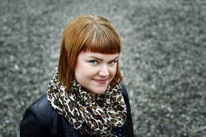 Hanna Olsson instagrammade under Almedalen.