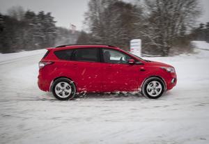 Denna vecka testas nya Ford Kuga.