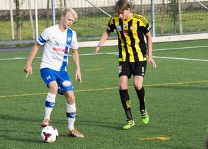 Oliver Widahl gjorde 1–0 för IFK Timrå.