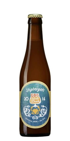 Stigbergets GBG Beer Week IPA            Artikelnr: 31331            Pris: 33,30 kr            Storlek: 33 cl            Alkoholhalt: 6,5 %      Till vårens GBG Beer Week skapades en särskild öl som blev så populär att den fått en permanent plats i Stigbergets portfölj. Här snackar vi tätt packad humlearom, full av tropiska frukter och citrus följt av en mjuk maltkropp och bra beska. En IPA i absoluta världsklass!