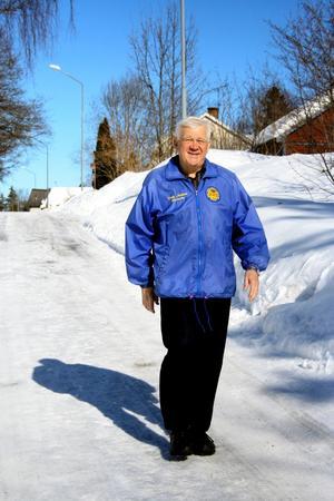 Efter elva år som ordförande i HMK stiger nu Hans Aronsson åt sidan.BILD: SAMUEL BORG