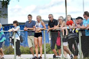 Madeleine Nilsson, tävlandes för Gefle IF kom på en sjätteplats med 12,15 meter som bästa resultat.