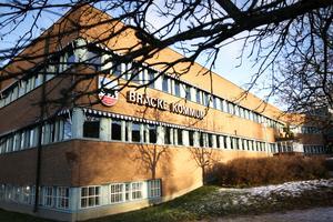 Kommunhuset i Bräcke.